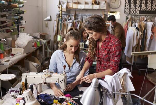 Sustainable Fashion Manufacturing
