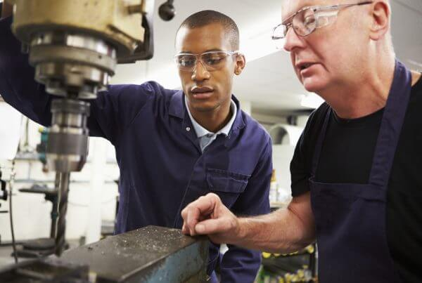 Apprenticeship Program Manufacturing Skills Gap