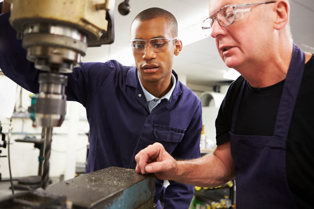 Apprenticeship Program Offers More Career Pathways