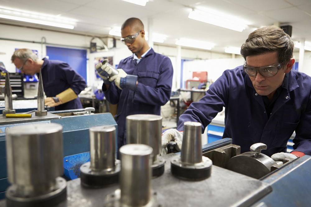 Small Manufacturers Take on the Skills Shortage